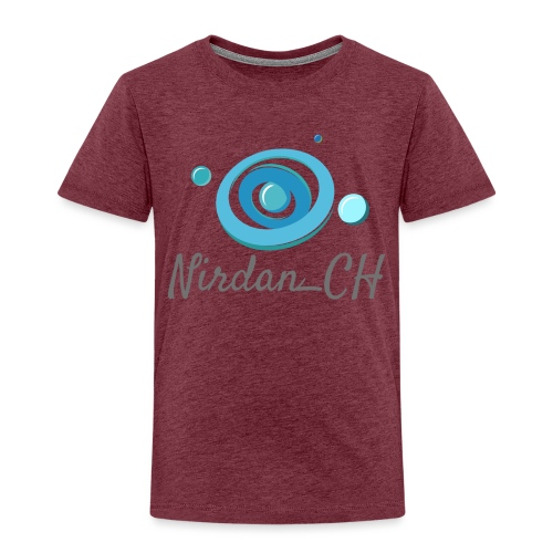 400dpiLogoCropped - T-shirt Premium Enfant