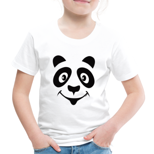 FP10-52 PANDA LOOK Textile and Gift Products - Lasten premium t-paita