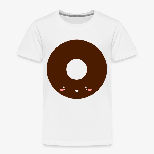 Happy Doughnut - Kids' Premium T-Shirt