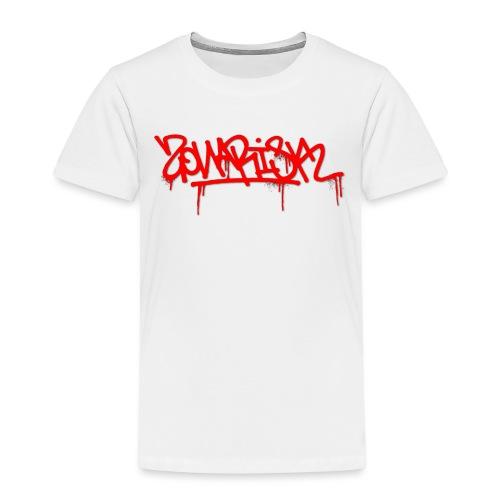Zonarisk Logo Rouge - T-shirt Premium Enfant