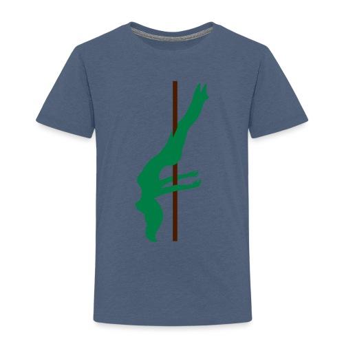 Pole Dance Pole Dancing - Maglietta Premium per bambini