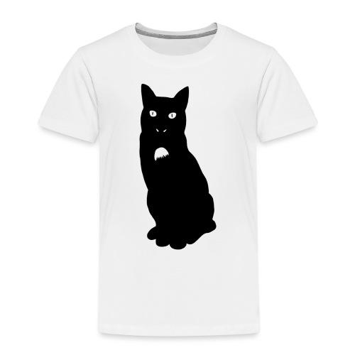 Knor de kat - Kinderen Premium T-shirt
