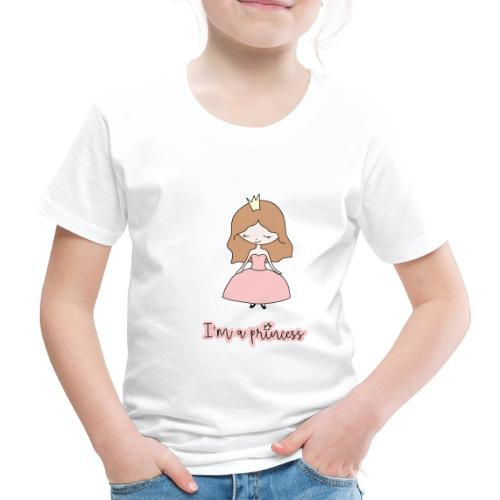 I'm a Princess - Maglietta Premium per bambini