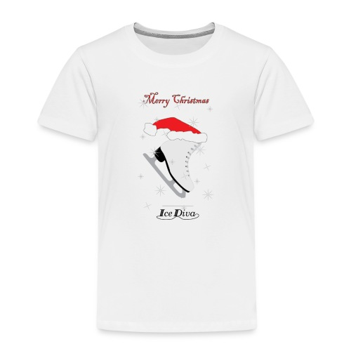 Merry Christmas - IceDiva - Kids' Premium T-Shirt