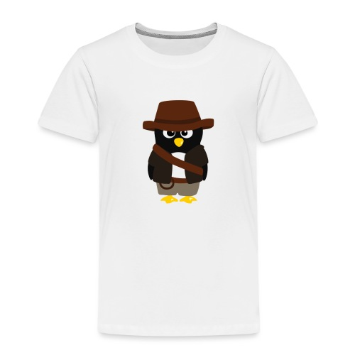 Pingouin Indiana - T-shirt Premium Enfant