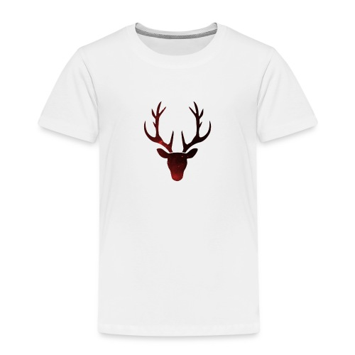 Le renne de l'espace - T-shirt Premium Enfant