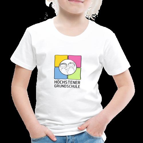 Höchstener Grundschule - Kinder Premium T-Shirt