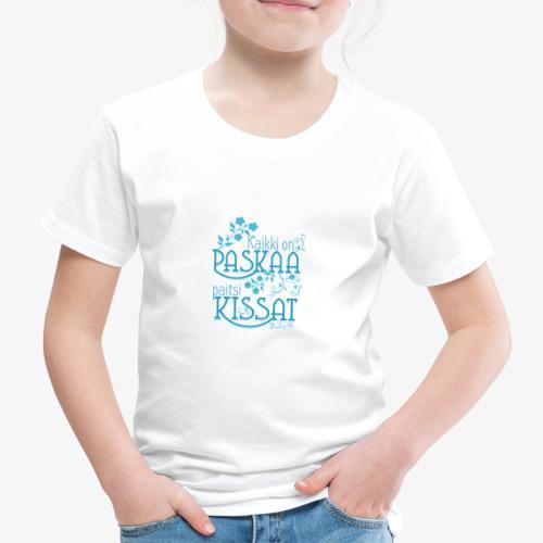 Paitsi Kissat III - Lasten premium t-paita
