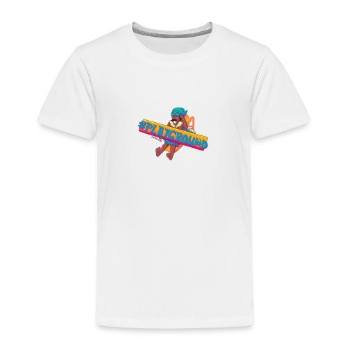 Playground - Maglietta Premium per bambini