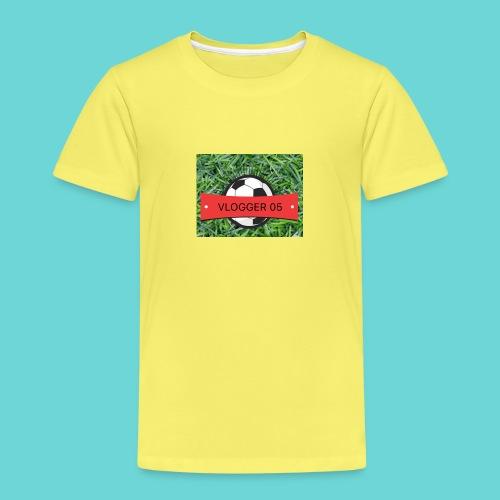 football shirt - Kids' Premium T-Shirt
