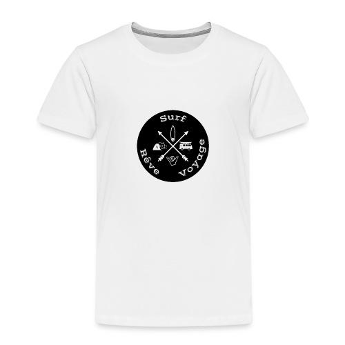 Surf rêve voyage - T-shirt Premium Enfant
