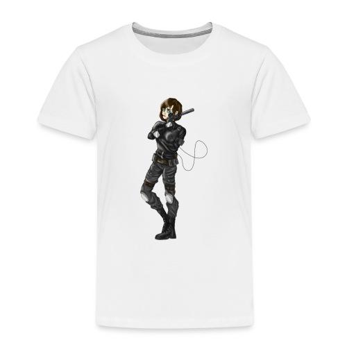 Maelle Militaire - T-shirt Premium Enfant