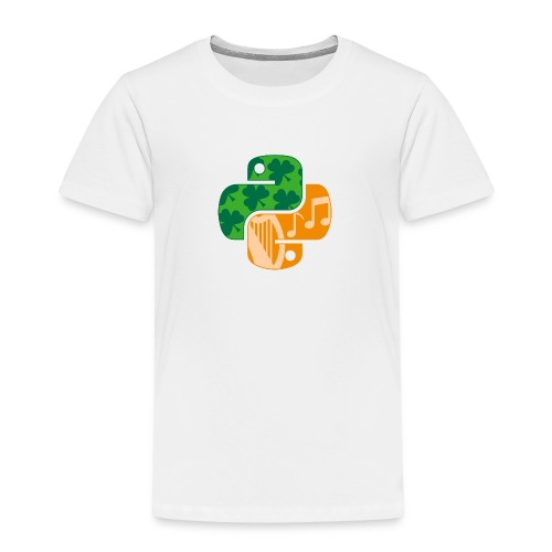 EuroPython 2020 - Color Snakes - Kids' Premium T-Shirt