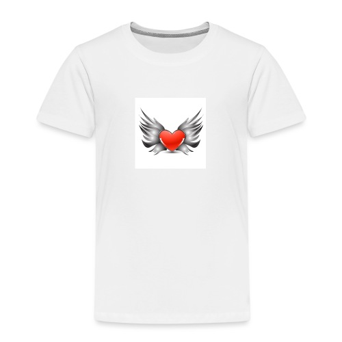 Heart Wings - T-shirt Premium Enfant