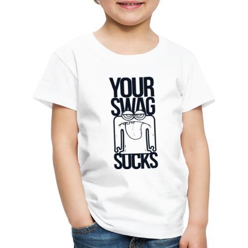 Swag - Premium-T-shirt barn