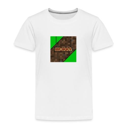 Wokky T Shirt - Premium-T-shirt barn