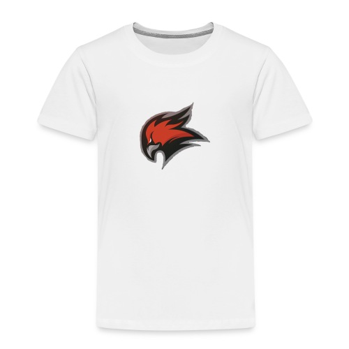 New T shirt Eagle logo /LIMITED/ - Kids' Premium T-Shirt