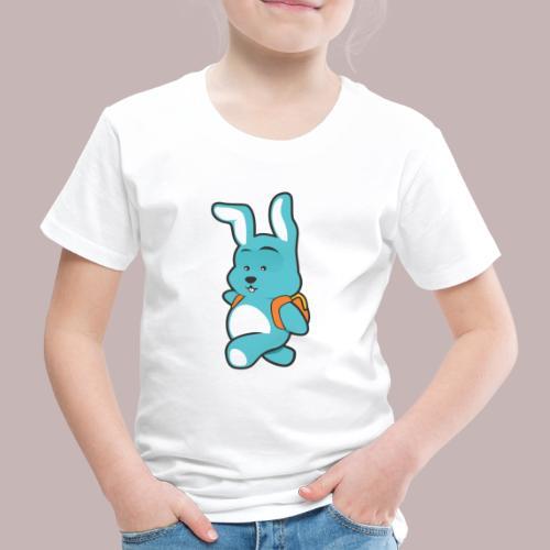 Le lapin bleue - T-shirt Premium Enfant