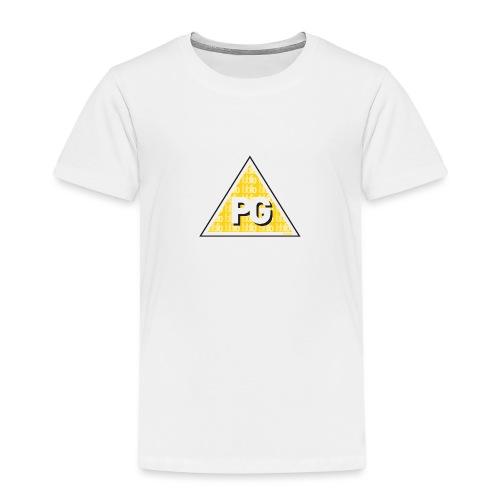 Plato Games Logo Klein - Kinderen Premium T-shirt