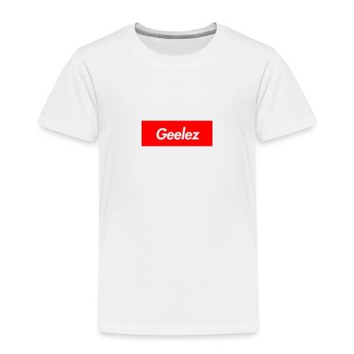 Geelez - Lasten premium t-paita