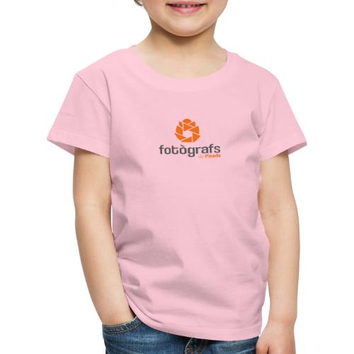 Fotògrafs de Pineda - black - Camiseta premium niño