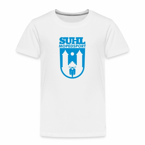 Suhl Mopedsport Schwalbe Logo - Kids' Premium T-Shirt