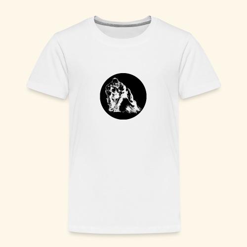 Gorila del parque - Camiseta premium niño
