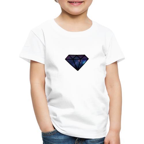 galaxy diamond - Koszulka dziecięca Premium