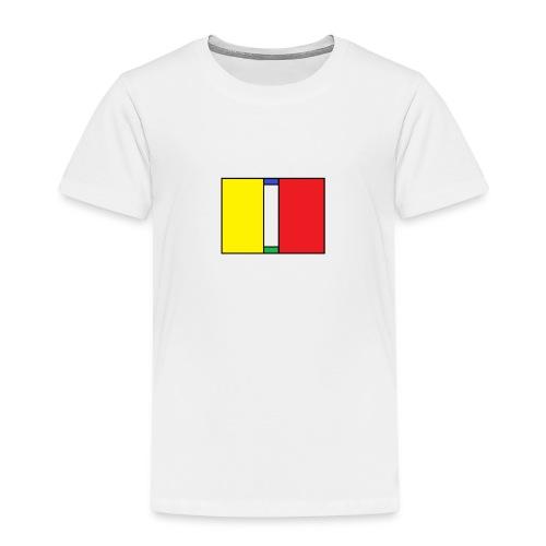 T-shirt logo 1 - Kinderen Premium T-shirt