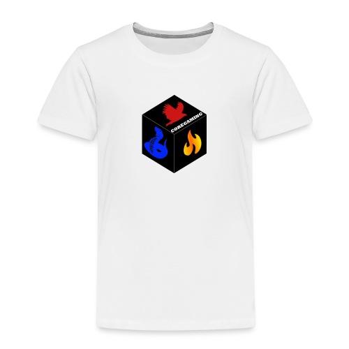 CoreGaming Logo - Kids' Premium T-Shirt