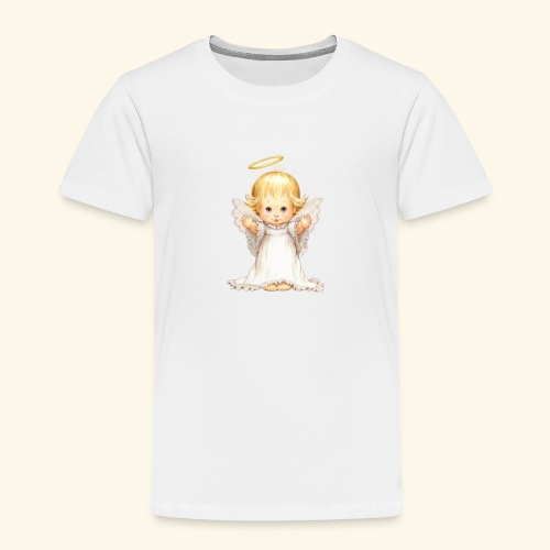 angel t-shirt sweatshirt unisex bag - Kids' Premium T-Shirt