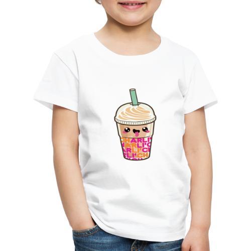 00411 Iced Coffee Charli Damelio - Camiseta premium niño