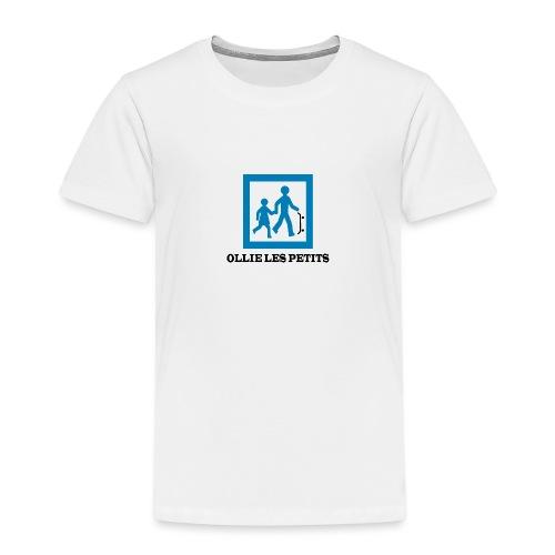 Tee- shirt logo Ollie Les Petits - T-shirt Premium Enfant