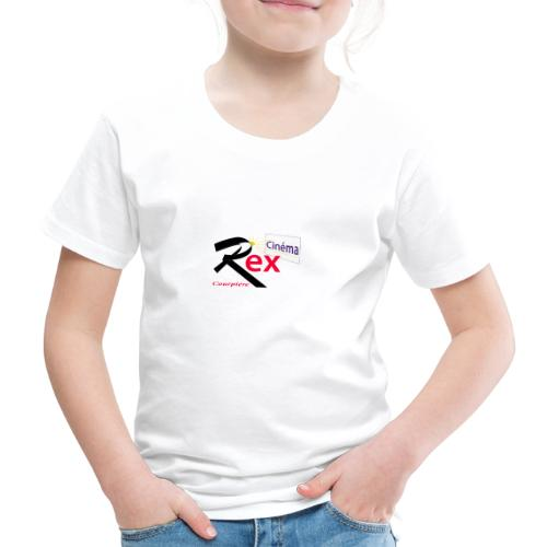 Cinéma Rex - T-shirt Premium Enfant