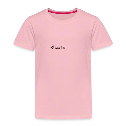 ceaseless - Kids' Premium T-Shirt