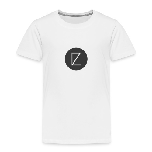 T-Shirt LZ Original Bleu - T-shirt Premium Enfant