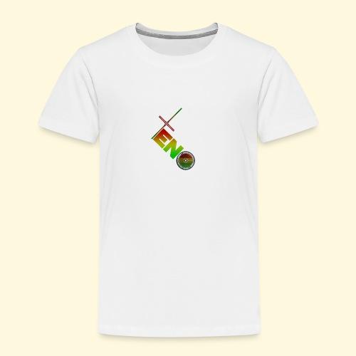 Scooter Logo - Rasta - Kids' Premium T-Shirt