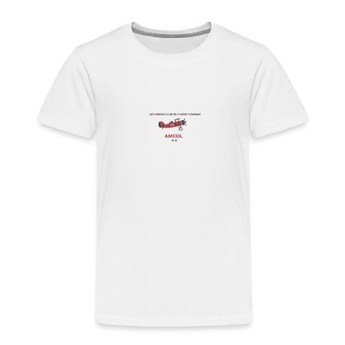 AMCOL Officiel - T-shirt Premium Enfant