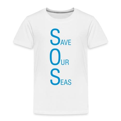 Save Our Seas 1 - Kids' Premium T-Shirt