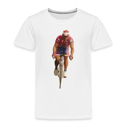 Radrennfahrer - Kinder Premium T-Shirt