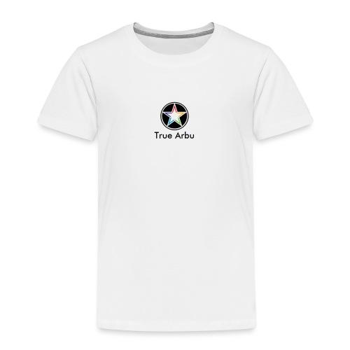 True Arbu Logo - Kids' Premium T-Shirt