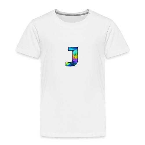 JezahYTmerchandise professional logo - Kids' Premium T-Shirt