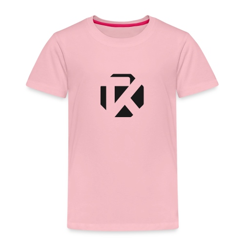Logo TK Noir - T-shirt Premium Enfant