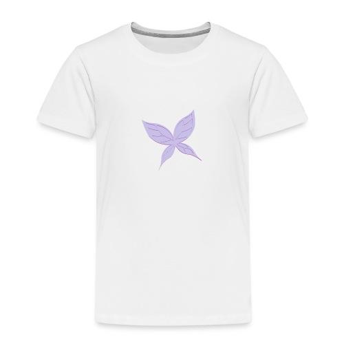 Butterfly Lila - Camiseta premium niño