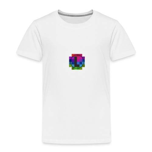 PixelColor - T-Shirt weiß - Kinder Premium T-Shirt