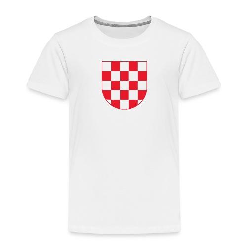 Herzegovina Hercegovina Hrvatska Croatia Mi Hrvati - Kinder Premium T-Shirt
