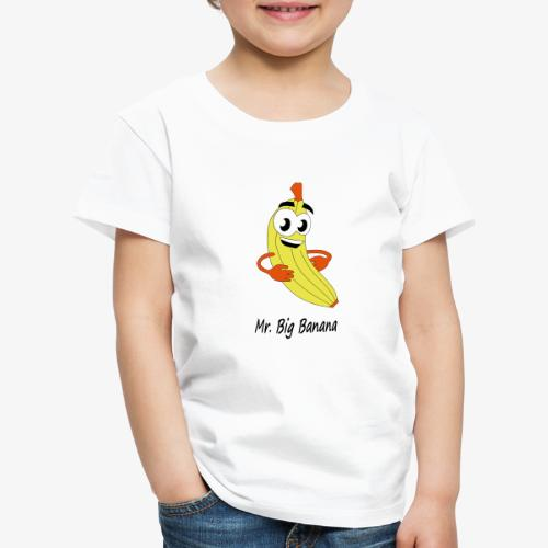 Mr Big Banana - Kinder Premium T-Shirt