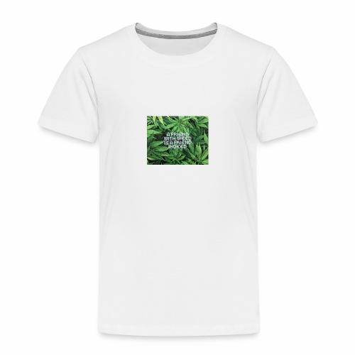 Weed - Kids' Premium T-Shirt