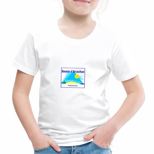 Bassin d'Arcachon - Dune du Pilat - Kids' Premium T-Shirt