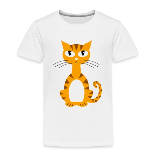 Ginger Puss - Kids' Premium T-Shirt